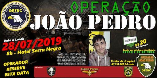 GETAC - OPERAÇÃO JOÃO PEDRO