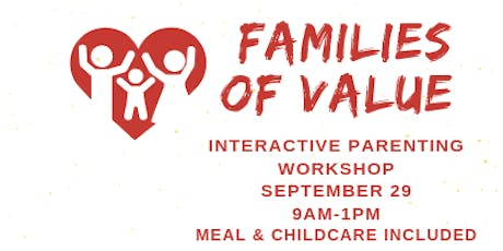 Families of Value tickets