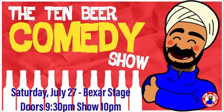The Ten Beer Comedy Show (Stand-Up Comedy) tickets