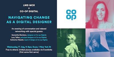 LWD x Coop Digital - Navigating Change as a Designer