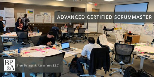Advanced Certified ScrumMaster (A-CSM) - Ann Arbor (weekend)