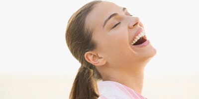 Complimentary Laughter Meditation