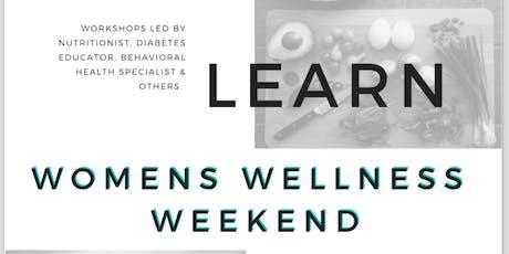 Womens Wellness Weekend - Learn, Grow, Connect tickets