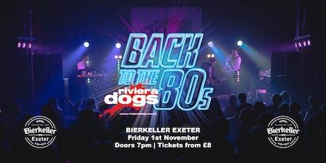 Riviera Dogs  tickets