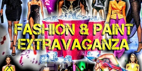 Flawless Fashion & Paint Extravaganza tickets