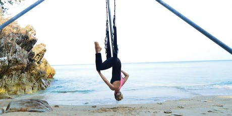Aerial Yoga Beginner Intro Class tickets