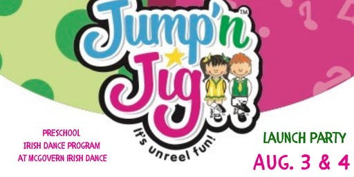 Jump'n Jig Launch Party
