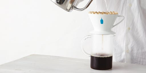 Blue Bottle Coffee Lab: Dripper Brew Class — The Wharf