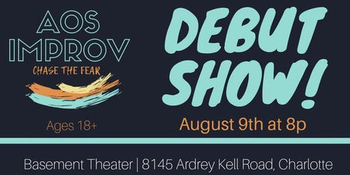 AOS Debut Improv Show