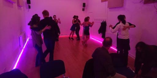 Max-30 Festival Milongas - Tuesdays during the Edinburgh Festivals