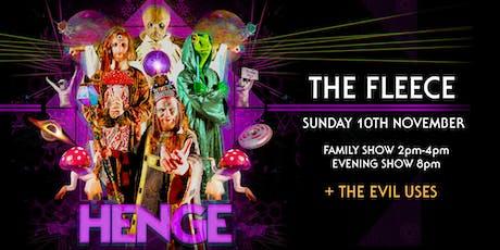 Henge Evening Show tickets