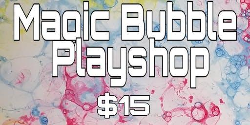 Magic Bubble Show