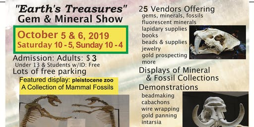 Nevada County Gem and mineral show