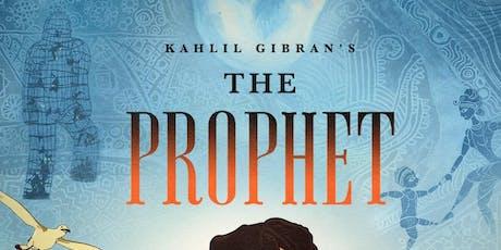 Film Talks Series - Kahlil Gibran's The Prophet tickets