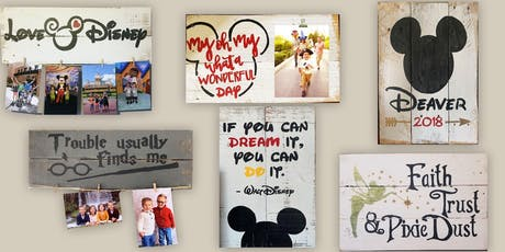 Disney Sign Painting at Springfield 7/28 tickets