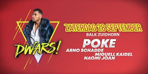 DWARS! x POKE | 28.09 Balk Zuidhorn