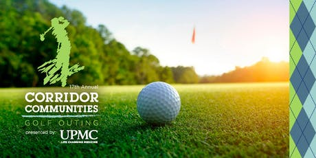 17th Annual Corridor Communities Golf Outing tickets