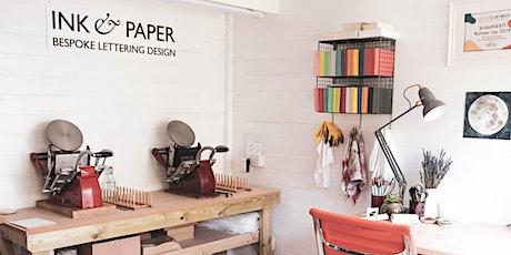Letterpress Workshops tickets