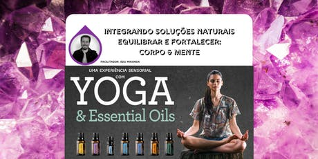 Yoga Essencial com Edu Miranda ingressos