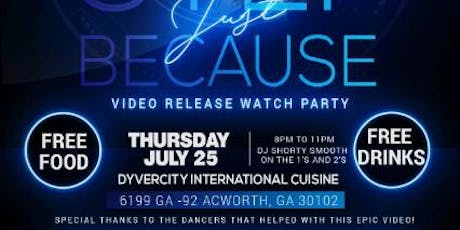 STACII ADAMS STEP JUST BECAUSE VIDEO RELEASE WATCH PARTY tickets