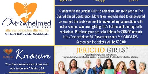 Overwhelmed Conference 2019