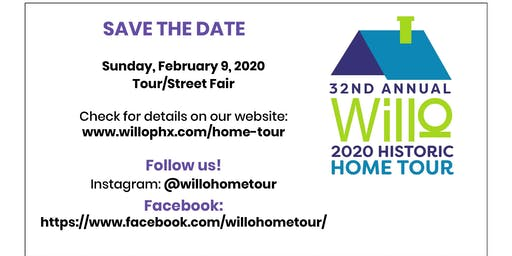 2020 Willo Historic Home Tour & Street Fair