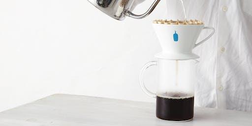 Blue Bottle Coffee Lab: Dripper Brew Class — Georgetown