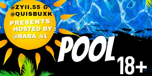 POOL PARTY JULY 20TH
