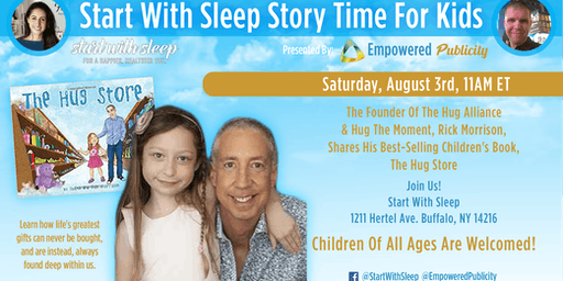 START WITH SLEEP Story Time for Kids
