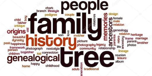 Fall 2019 Ancestry Classes