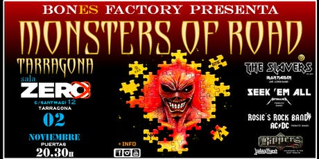 MONSTERS OF ROAD TARRAGONA entradas