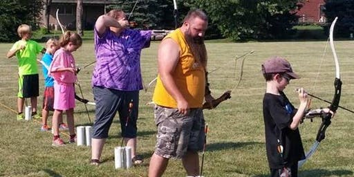 August Outdoor Archery Classes (4 Thursday Sessions)