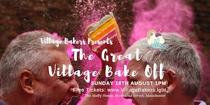 The Great Village Bake Off 2019