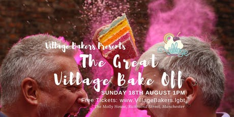 The Great Village Bake Off 2019 tickets