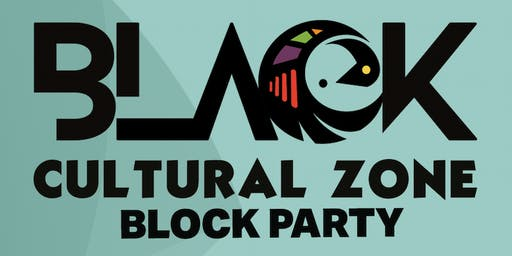 Black Cultural Zone Block Party