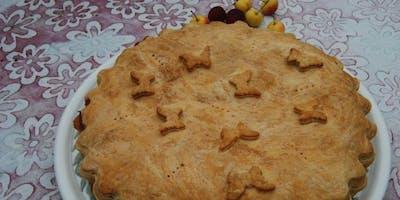 Sat. 11/16: Holiday Pies