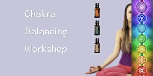 Aroma Yoga Workshop - Part II. - Chakra Balancing with Yoga and Essential Oils