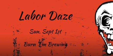 Labor Daze tickets