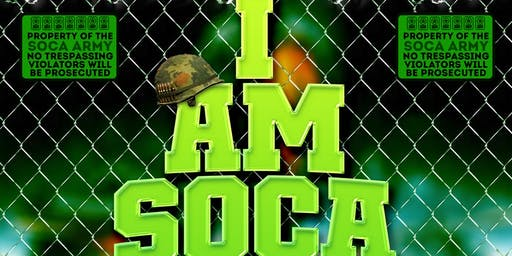 I Am Soca Miami