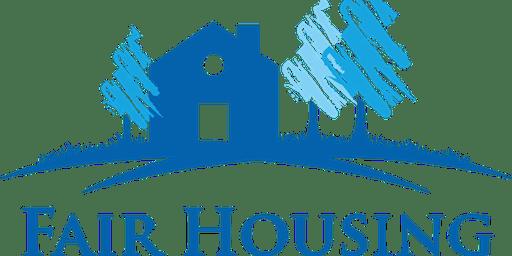 Fair Housing and Rentals - 2CE & $20
