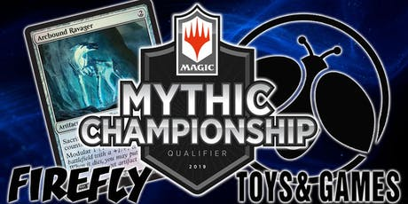 Mythic Championship Qualifier tickets