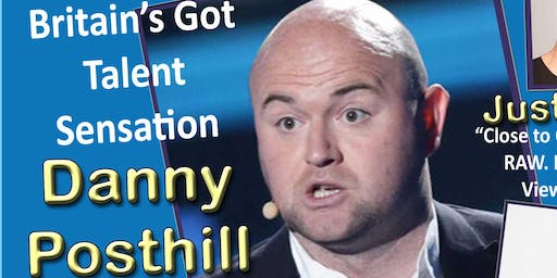 Stand Up at The Prom with Headliner Danny Posthill
