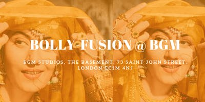 BOLLY FUSION Dance Classes in the CITY!
