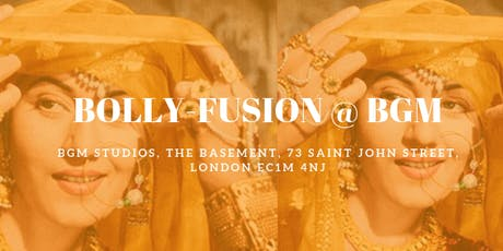 BOLLY FUSION Dance Classes in the CITY! tickets