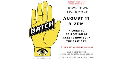 Batch: A Maker's Market