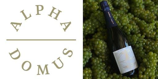 Merivale Wine Merchant - Alpha Domus with Winemaker Barry Riwai