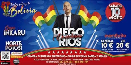 FIESTAS PATRIAS DE BOLIVIA EN MADRID tickets