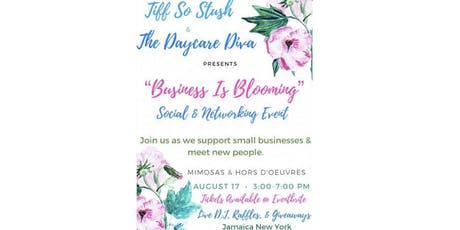 Business Is Blooming! tickets