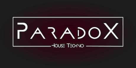 ParadoX - Underground Rave tickets