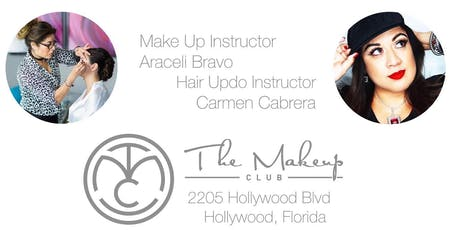 Bridal Master Makeup & Hair Workshop tickets
